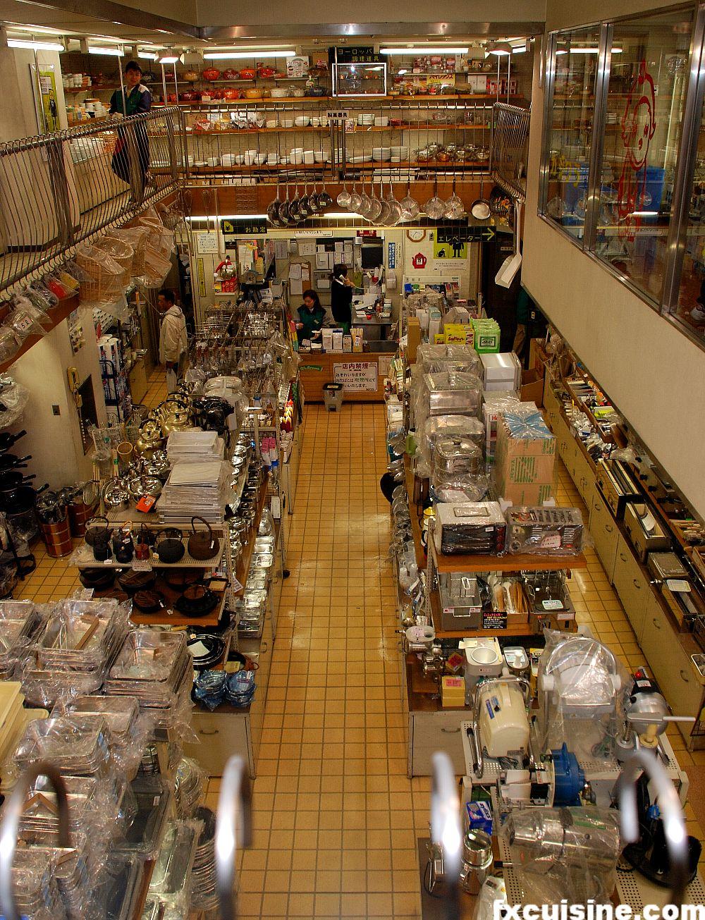 Tiendas De Utensilios De Cocina | Kappabashi Dori En Tokio El Mercado Mas Grande De Equipo Y