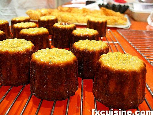 Les sucreries. Canneles-bordelais-lenotre-17-500